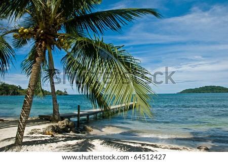 Bocas del Toro, Panama. - stock photo