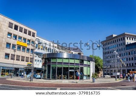 Bochum - stock photo