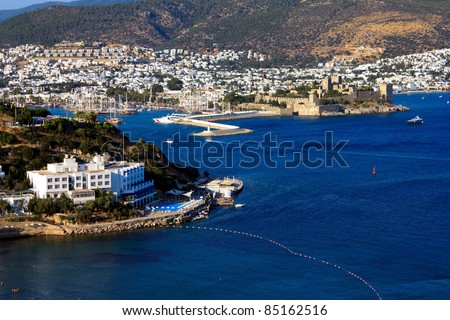Bodrum, Turkey - stock photo