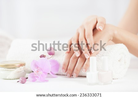 Body care - stock photo