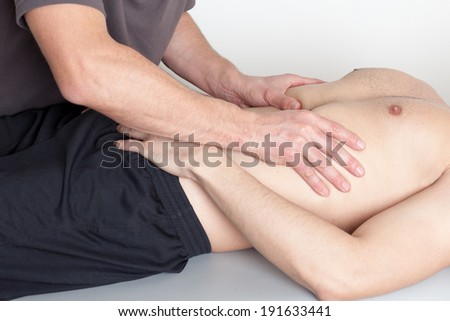 body manipulation
