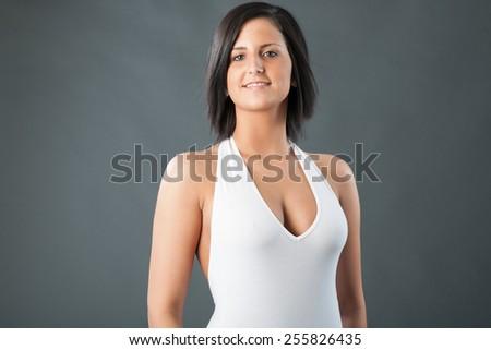 Bodysuit Fashion - stock photo