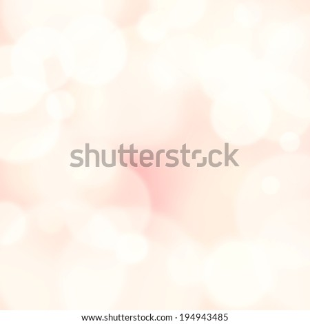 Boke on Smooth Pastel Abstract Gradient Background, pink and turquoise colors - stock photo