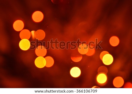 Bokeh, abstract background. Theme festive night life, presents an abstract bokeh background.