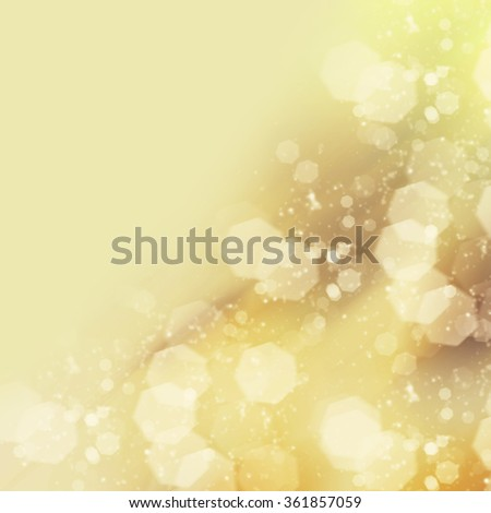 Bokeh background - stock photo