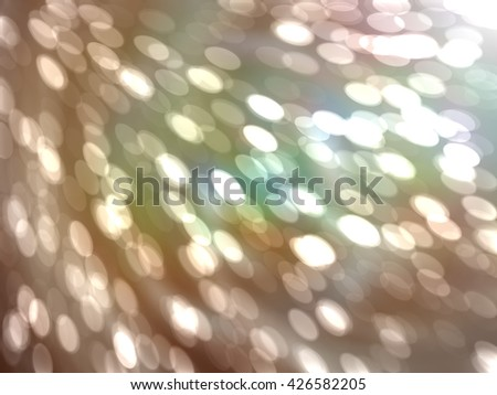 Bokeh light multicolored abstract background.