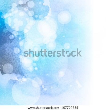 Bokeh lights abstract background with paper texture