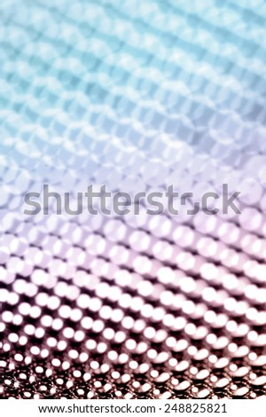 bokeh lights background with colors - stock photo