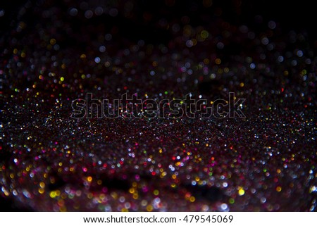 bokeh lights defocused. abstract background