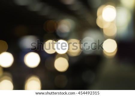 bokeh of water fly and lights on black background abstract background blue bokeh circles for Christmas background bokeh, background, blue, effect, abstract, stylish, shine, light, round, bright,   - stock photo