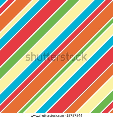Bold stripes background illustration in bright colors