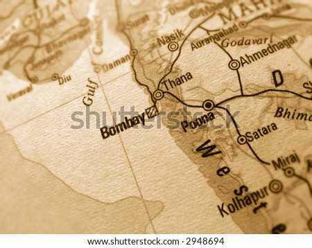 Bombay - stock photo