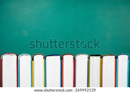 Book, Bookstore, Stack. - stock photo