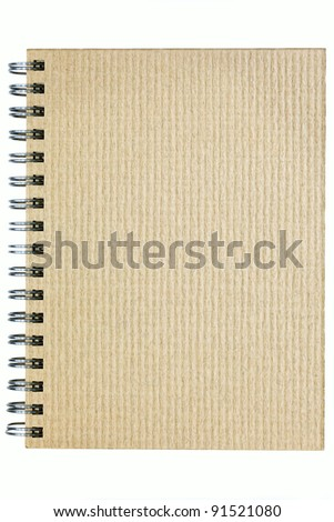 Book note - stock photo