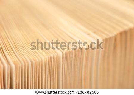 Book pages. - stock photo