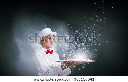 Book that develope your imagination