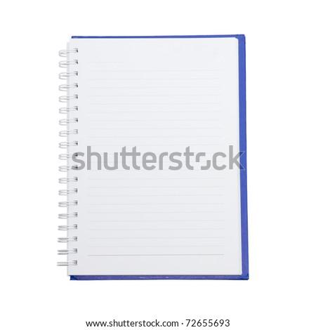 Booklet - stock photo