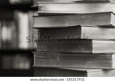 books - stock photo