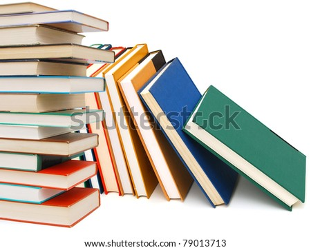 Books in a learning degree