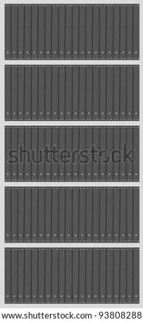 books on the shelf - duplicate vertical and horizontal - wallpaper - stock photo
