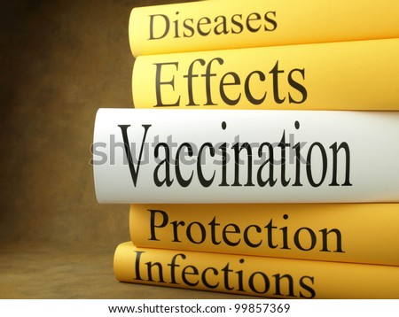 Books on vaccines and vaccination