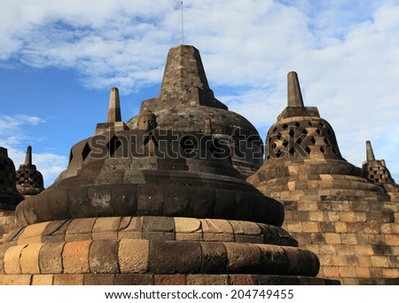 Borobudur Temple, Indonesia - greatest Buddhist monuments in the world