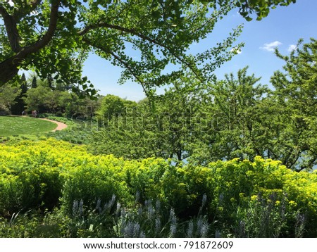 Botanical Garden Chicago