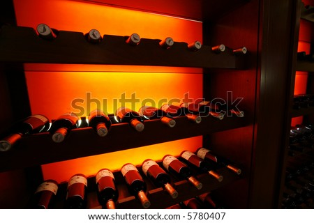 bottels - stock photo