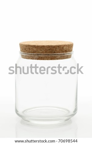 Bottle - stock photo