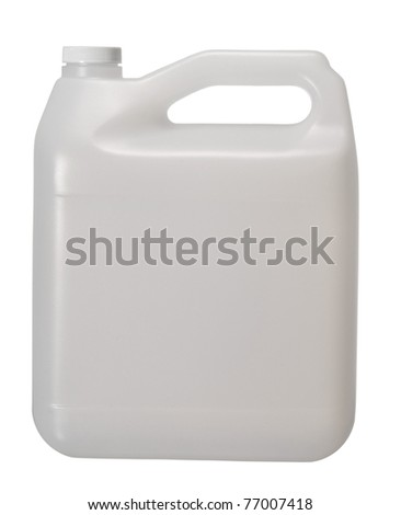 Bottle. - stock photo