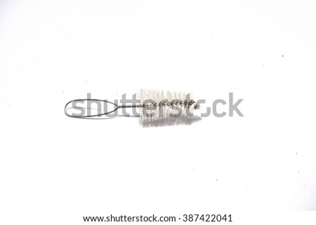 Bottle brush - stock photo