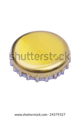 bottle cap - stock photo