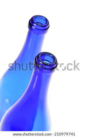 bottle  objects glass - stock photo