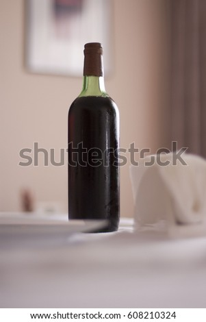 wine without labels