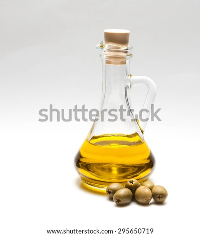 bottle with olive and any olives