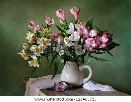 Bouquet - stock photo
