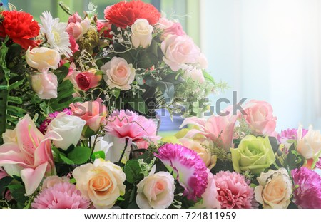 bouquet of flowers for wedding