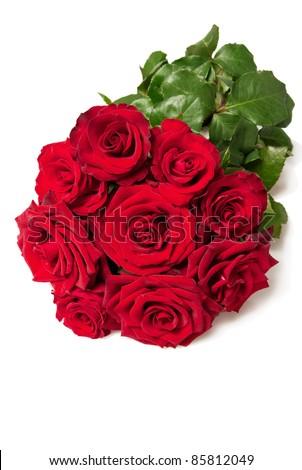 Dozen roses Stock Photos, Illustrations, and Vector Art
