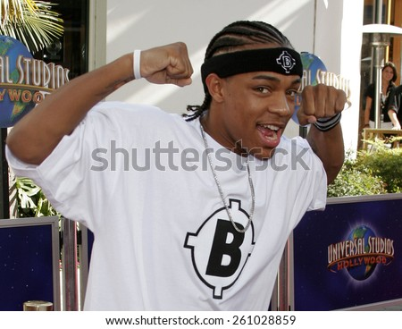"Bow Wow at the Los Angeles premiere of ""The Fast and the Furious: Tokyo Drift"" held at the Universal Studios in Hollywood on June 4, 2006. - stock photo"