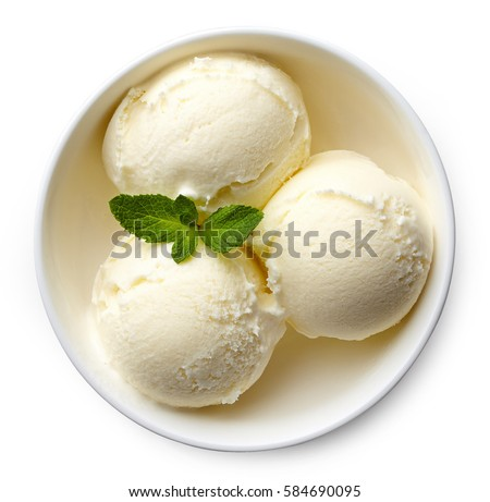 Ice Cream Bowl Stock Images, Royalty-Free Images & Vectors ...