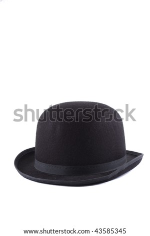Bowler Hat - stock photo