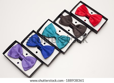 Bows for people - stock photo