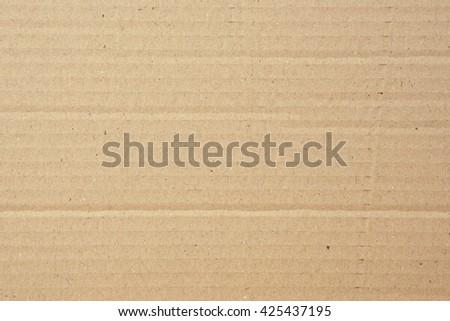 box craft paper texture background - stock photo