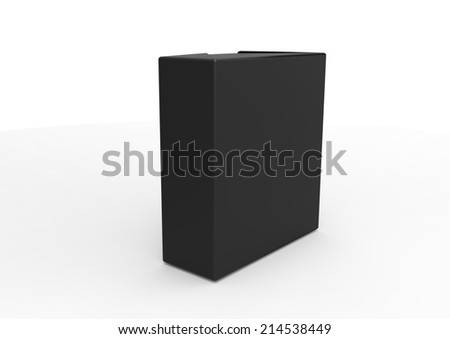 box for package design