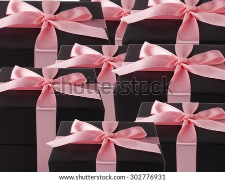 Boxes - stock photo
