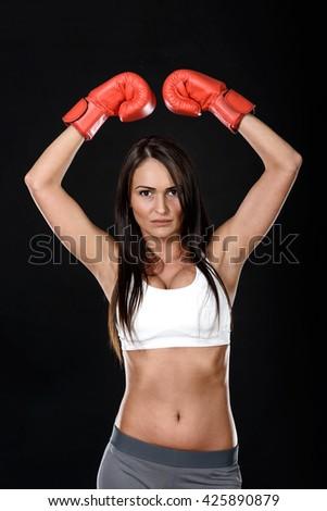 Boxing Fight Stock Photo 426119332 Shutterstock