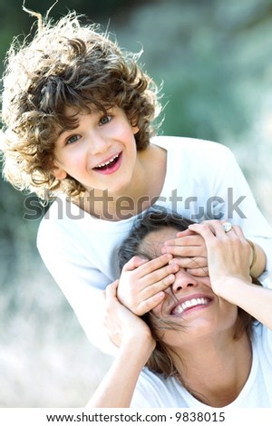 boy - stock photo