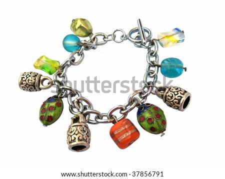 Bracelet - stock photo
