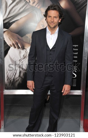 "Bradley Cooper at the Los Angeles premiere of ""The Words"" at the Arclight Theatre, Hollywood. September 4, 2012  Los Angeles, CA Picture: Paul Smith"