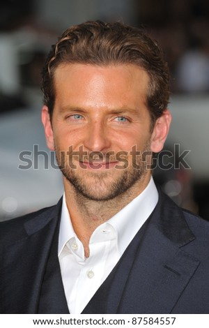 "Bradley Cooper at the world premiere of his new movie ""All About Steve"" at Grauman's Chinese Theatre, Hollywood. August 26, 2009  Los Angeles, CA Picture: Paul Smith / Featureflash - stock photo"